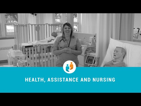 DVS in health, assistance and nursing
