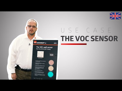 Sensor de calidad del aire: OCCULOG® AIR QUALITY (WS-VOC-HVAC-KNX)