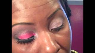 Tutorial - Breast Cancer Contest Look (PINK)