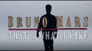 Bruno Mars - That's What I Like [Lyrics y Subtitulos en Español]