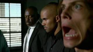 Criminal minds bloopers