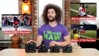 Which Nikon FX Full Frame Camera should you buy and why: D4s, D810, D750, D610, Df