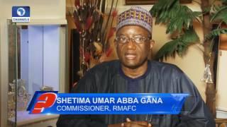 Question Time Hosts Commissioner RMAFC Shetima Umar Abba Gana Pt 1