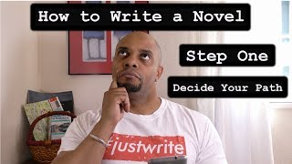 How to Write a Novel for Beginners - Part 1