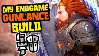 My Endgame Gunlance Build - Monster Hunter World Iceborne