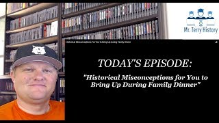 A History Teacher Reacts | Sam O'Nella - Historical Misconceptions