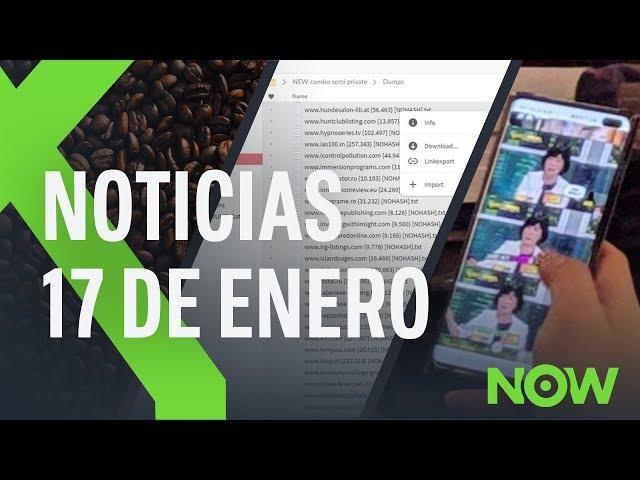 FILTRAN 773 MILLONES de CORREOS, nueva IMAGEN del S10+ y el CAFÉ está en peligro | XTK Now!