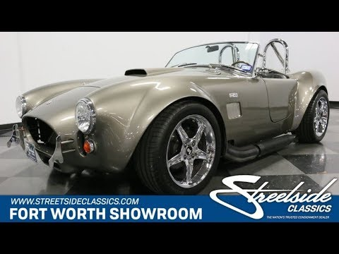 Video of 1966 Shelby Cobra located in Texas - $42,995.00 - PWGT
