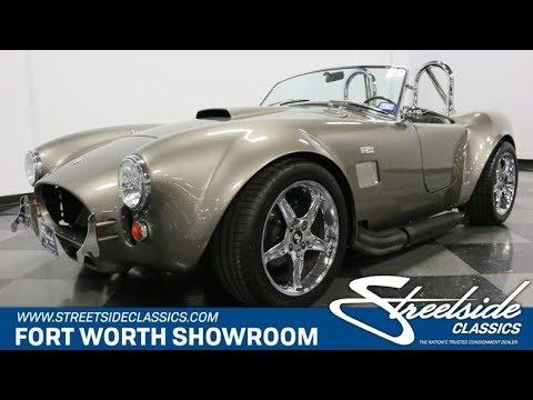 Video of '66 Cobra - PWGT