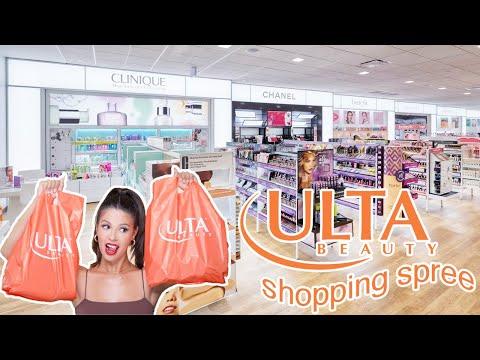 I WENT ON A MASSIVE ULTA SHOPPING SPREE (New Makeup, & I bought used stuff…)