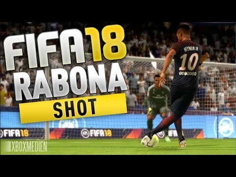 FIFA 18 Rabona shot Tutorial (Xbox One, PS4, PC) Animated Controllers