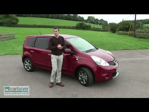 Nissan Note MPV 2006-2013 Review - CarBuyer Mp3