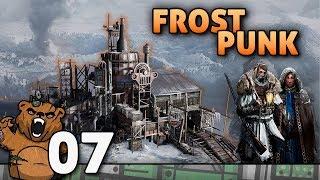 Tão frio assim!?? | Frostpunk #07 - Gameplay Português PT-BR