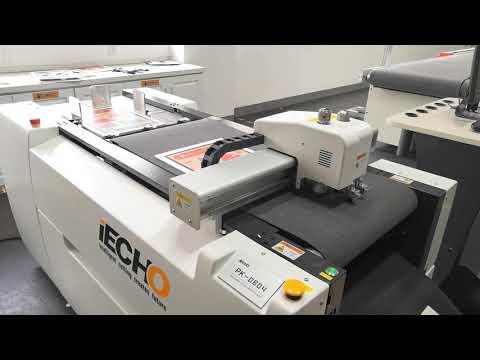 Iecho Die Cutting Machine