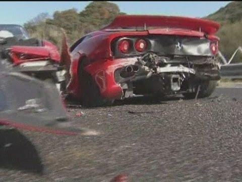 Duurste motorongeluk ooit?