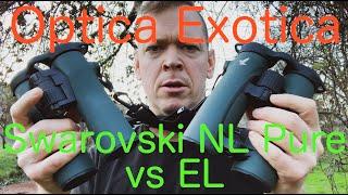 Swarovski NL Pure VERSUS EL Binoculars #82