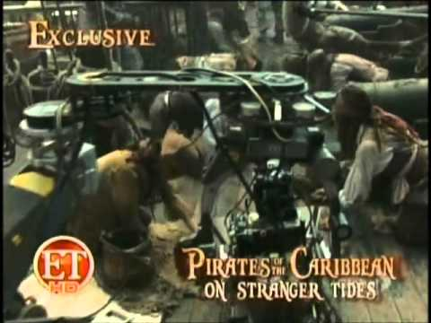 Pirates of the Caribbean: On Stranger Tides (Behind the Screen 2)