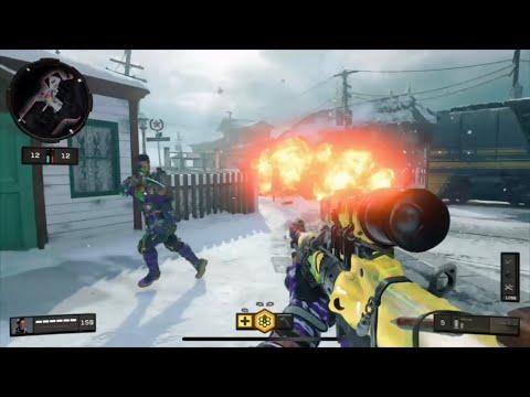 Black Ops Montage