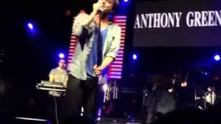 Anthony Green- Big mistake