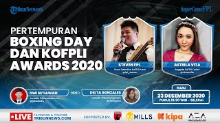 Super Game FPL: Pertempuran Boxing Day, Malam Anugerah KoFPLI Awards 2020