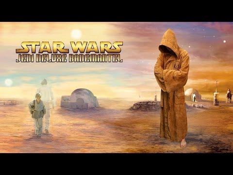 Für Machtbegabte und Fans: Der Star Wars Jedi Deluxe Bademantel