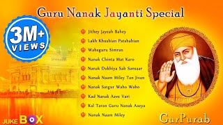Guru Nanak Gurpurab Special | Audio Jukebox | Non Stop Best Shabad Gurbani - Download this Video in MP3, M4A, WEBM, MP4, 3GP