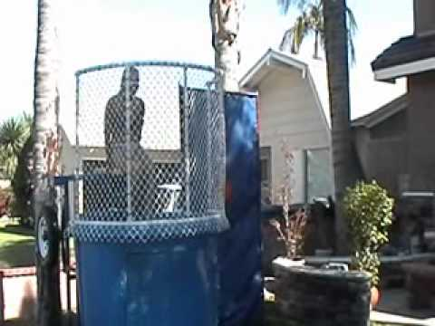 Dunk Tank Rentals | Water | Dunking Booth Rental Los Angeles