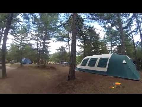 Pausado Camping Domaine du Couriou