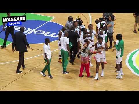 Résumé & Ambiance : Senegal 🇸🇳 55 - 60 🇳🇬 Nigeria | Finale Afrobasket Féminin 2019