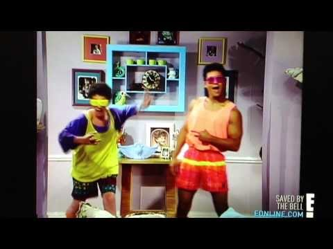 Saved By The Bell: AC Slater Swag Dance - Part 3