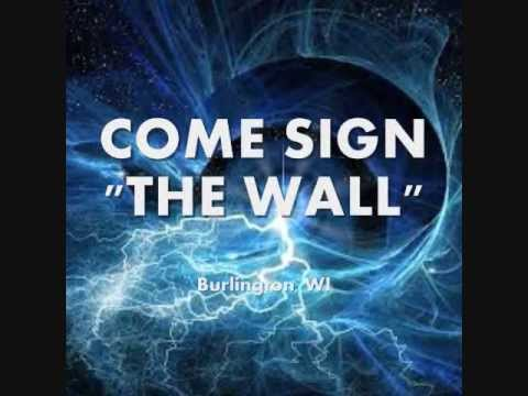 HAVE YOU SIGNED THE WALL?