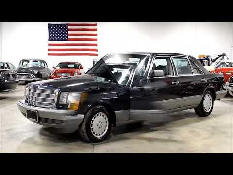 1987 Mercedes-Benz 420SEL for Sale - CC-901680