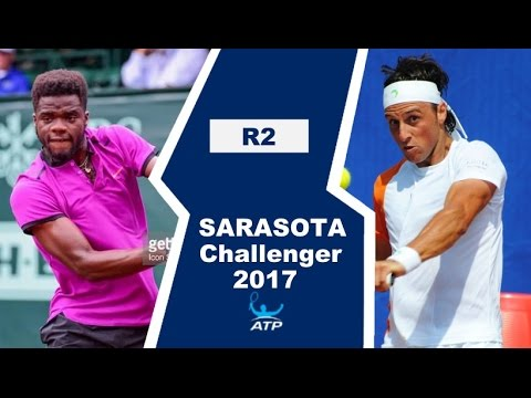 Francis Tiafoe vs Andrea Arnaboldi Highlights SARASOTA 2017