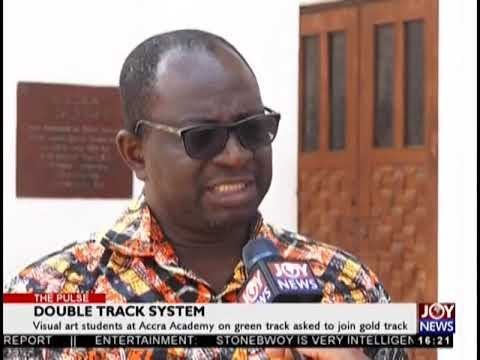 Double Track System - The Pulse on JoyNews (20-9-18)