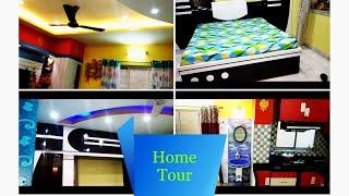 Home Tour L Indian Middle Class Home Tour L  My Home Tour In Kolkata L Indian Home  Tour
