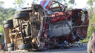 At least 36 die in road crash on the Salgaa stretch, Nakuru - Eldoret Highway