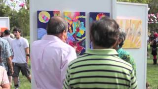 2014 Art of Life Unveiling Event @ Fresno State