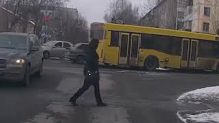 Торопыги и водятлы на дороге, дтп, приколы на дороге, 2018