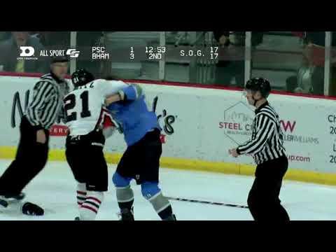 Garrett Schmitz vs. Daniel Perigo