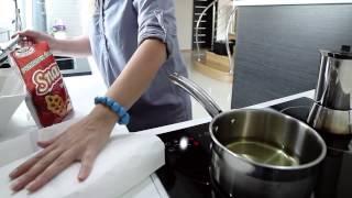 """Uzkodas """"Snack"""" pagatavošanas recepte / Рецепт изготовления закуски """"Snack"""""""
