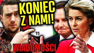 Trzy nowe PAŃSTWA w Unii! Tak chcą WYRZUCIĆ Polaków | WIADOMOŚCI