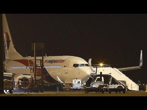 فرود اضطراری یک هواپیمای مسافربری مالزیایی در کوالالامپور