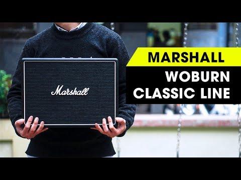 Marshall Woburn Classic Line l Phiên bản đặc biệt chỉ có tại Việt Nam !?