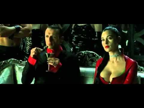Amazing MONICA BELLUCCI redhot in a Tight Costume   YouTube