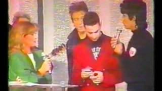 Depeche Mode - Behind The Wheel & Interview (Lahaye D'Honeur TF1 France 1988)