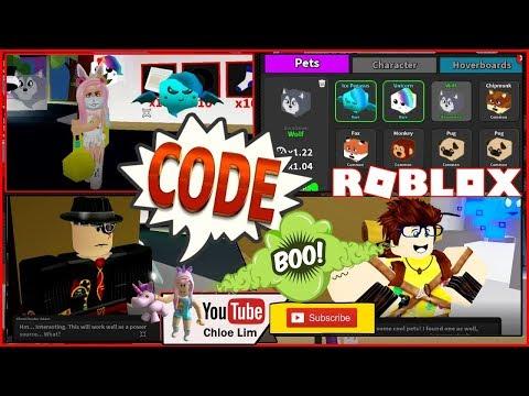 Roblox Gameplay - Ghost Simulator! Code for Ice Pegasus Pet