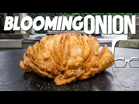 THE BLOOMING ONION FROM OUTBACK STEAKHOUSE
