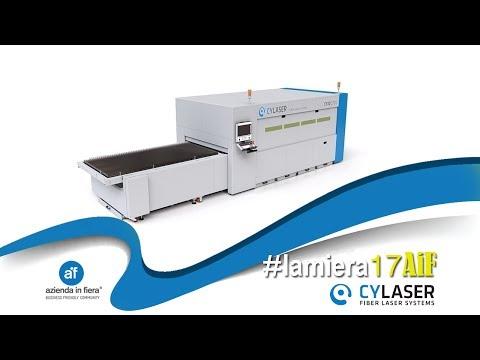Laser in fibra ottica per taglio metalli