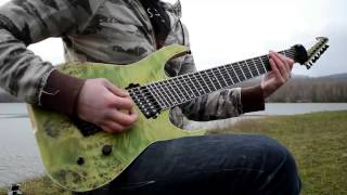 Modern Day Babylon - Skervesen Raptor MDB8  Test