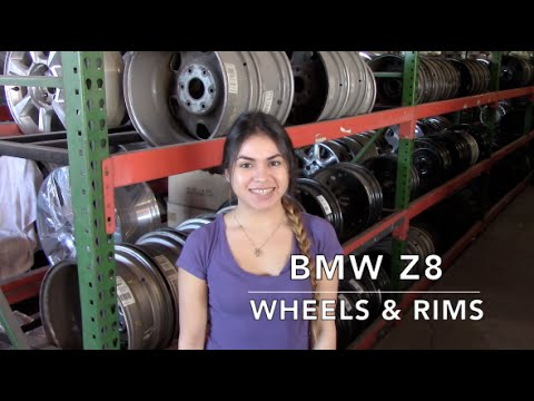 Factory Original BMW Z8 Wheels & BMW Z8 Rims – OriginalWheels.com